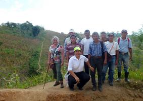 Sierra de Chama stichting ayuda maya