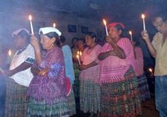 Maya-Ceremonie bij nieuw watersysteem
