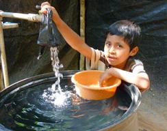schoon water