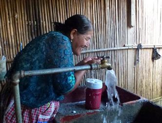 drinkwater in Tuxila