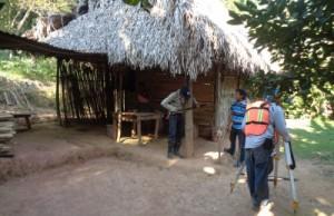 Topografische studie El Corozal en Salac2