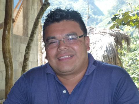 Cesar Caal, coordinator