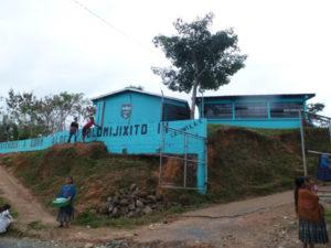 jolomijixito nieuw waterproject stichting ayuda maya
