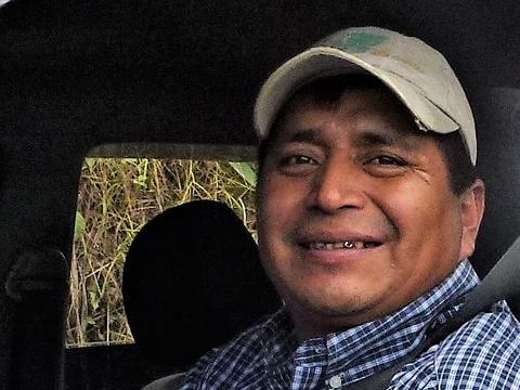 Roberto Ac Juc, veldwerker techniek en topografische studie