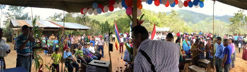 El Corozal Atichting Ayuda Maya