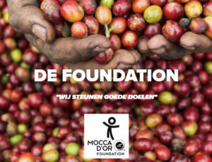 De foundation Mocca d'Or