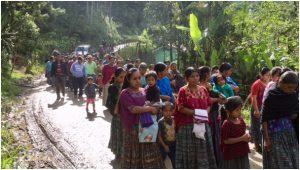 project ayuda maya san marcos chamil