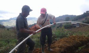 stichting ayuda maya waterproject Magdalena Guatemala