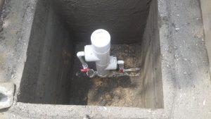 aanleg waterleiding san marcos chamil