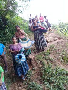 Santa Maria Samilhá stichting ayuda maya